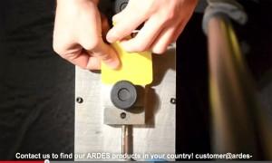 ARDES ear tag resistance test cattle International Brands