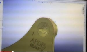 ARDES ear tag resistance test swine International Brands
