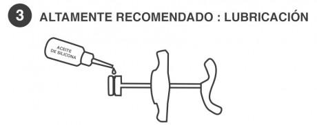 lubrification espagnole
